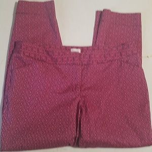 Laundry by shelli  Segal.  Pink and blk size 12